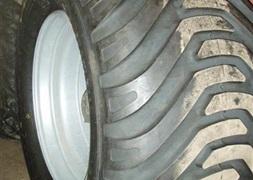 Baastrup Nye 56045R225 radial hjul