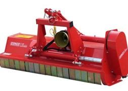 Concept Perugini AT180 Slagleklipper bagmonteret m Hydr Sideforskydning