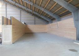 Planlager m krefast gulv 45 billigere end tr