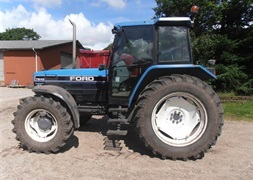 Ford New Holland 7840 SLE Velholdt