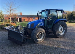 New Holland T 5050 Med Sneplov