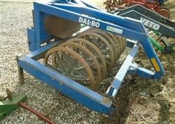 Dalbo Frontpakker 150x80CM