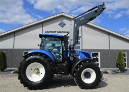 New Holland T7270 AC Ny model med frontlsser