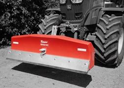 Suer 1250 kg med skrabe funktion GRATIS LEVERING