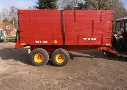 Tim 75 tons boggie Pn og velholdt