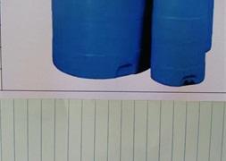 Vandtank CV 5000 l