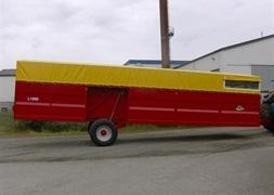 NOC Agro Grisevogn med hjdelft V10250