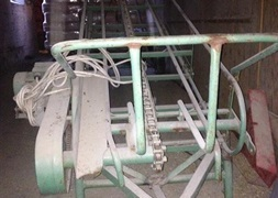 Duks Halmtransportr 8 m