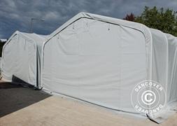 Dancover Lagertelt Dancover Lagertelt PRO 6x6x37m PVC Telthal Opbevaringstelt Storage Shelter