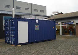 HDG Container Lsninger Evt udlejning  Leasing