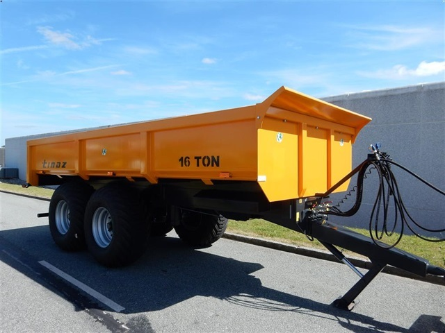 Tinaz 16 tons dumpervogne