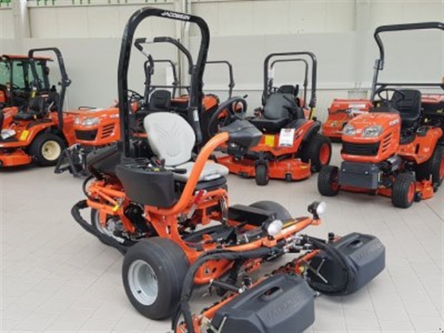 Jacobsen GP400-3WD