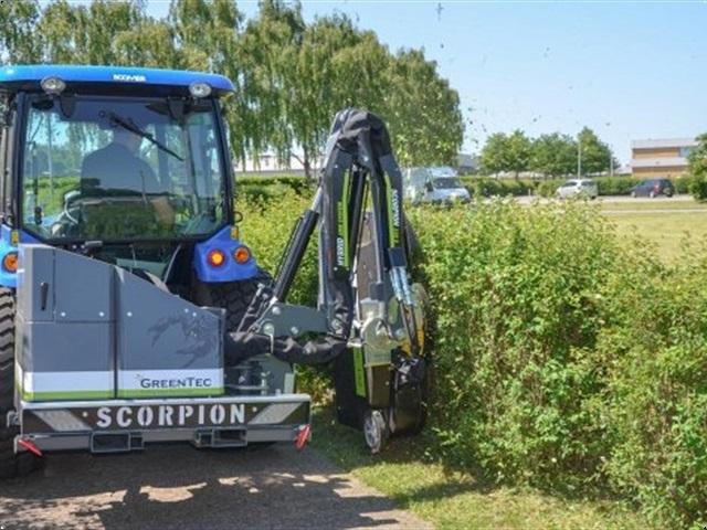 GreenTec Scorpion 430-4 S