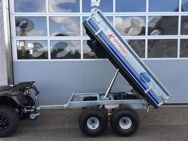 K-vognen K-Offroad 1,2 tons Boggievagn
