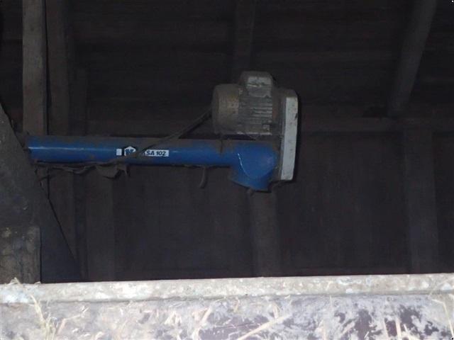 Kongskilde 102 mm. 12 meter