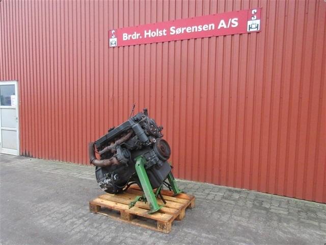KRONE Big X800 motor
