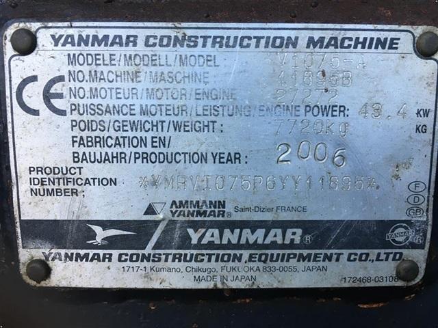 Yanmar Vio 75