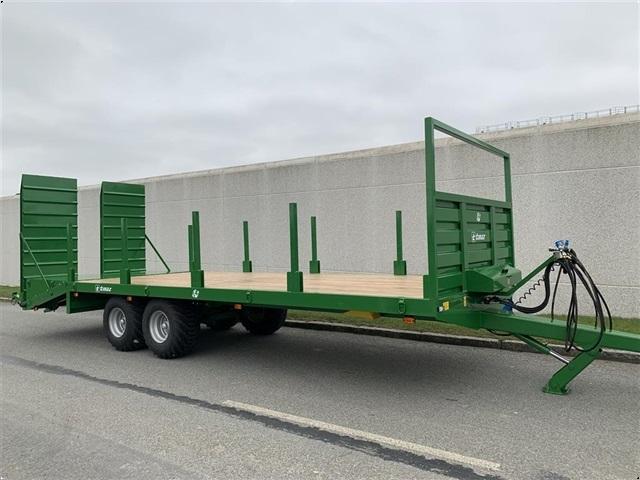 Tinaz 12 tons - Multitrailer - 3 i en
