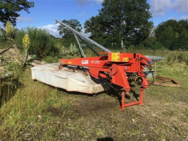 Kuhn Faucheuse GMD802LIFTCONTR Kuhn