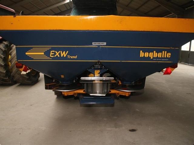Bogballe EXW Trend m/vejecelle