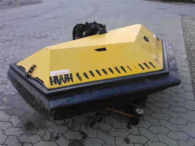 HWH 180cm frontmonteret