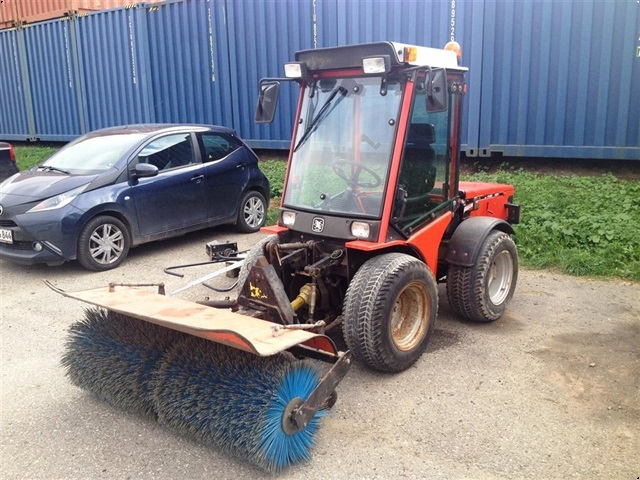 Carraro Super-Park 4400 HST