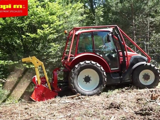 Seppi Mini-Forst 125