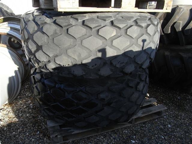 John Deere græshjul til 6000 serie