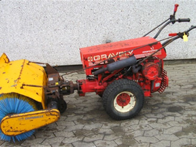 Gravely 12 professional