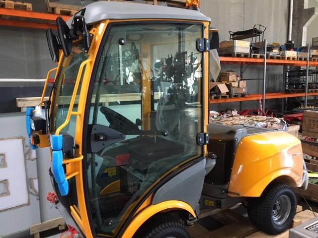 Stiga Titan 740 DCR 4WD