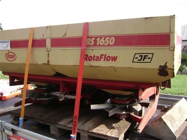 Vicon BS1650 Rotaflow