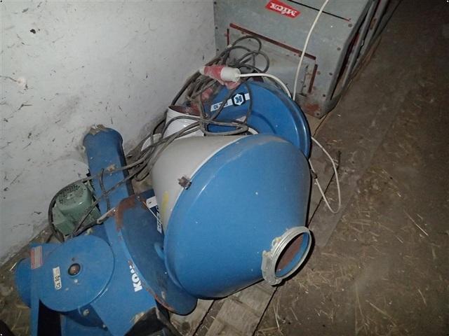 Kongskilde KF 12 aspiratør