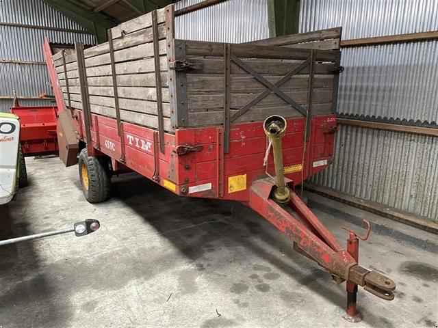 Tim 4,5 ton med overbygning
