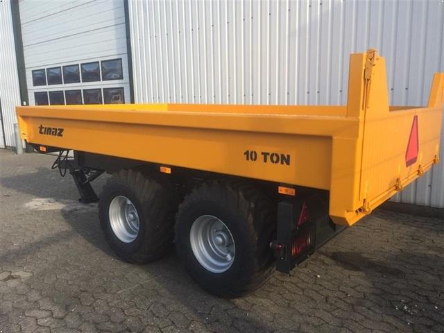 Tinaz 10 tons dumpervogn