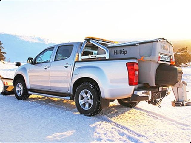 HillTip Icestriker 1100