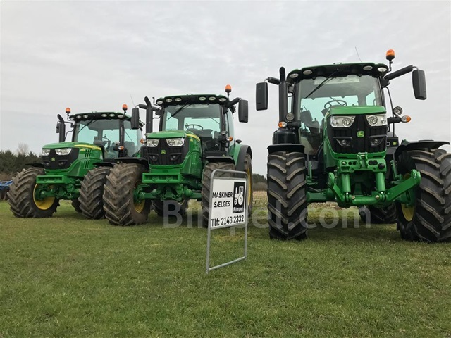 John Deere 6130r - Tier4 - Ultimate
