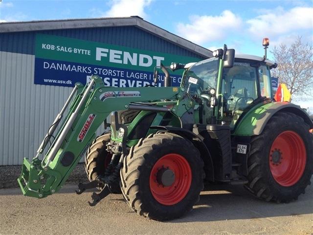 Fendt Stoll f-læsser til din traktor