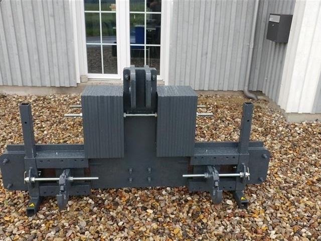 Allround vægtklods Vision 700 kg