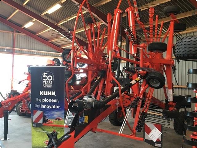 Kuhn GA 9531 Master drive.