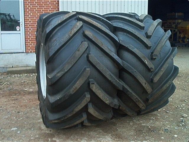 Michelin 1050-32 til alle mejetærskere