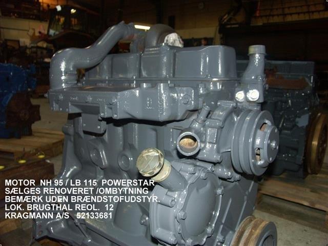 New Holland BRUGT MOTOR NH 95 / LB