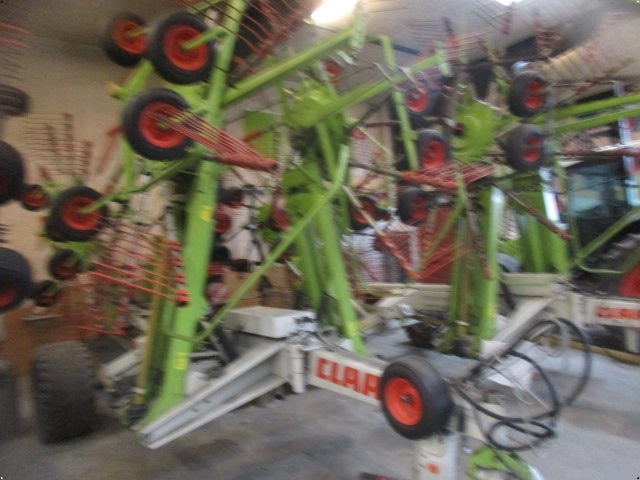 CLAAS LINER 4000HHV