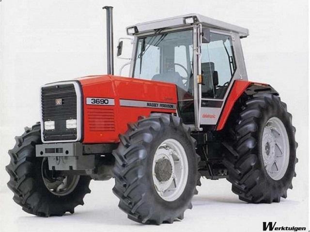 Massey Ferguson 3690