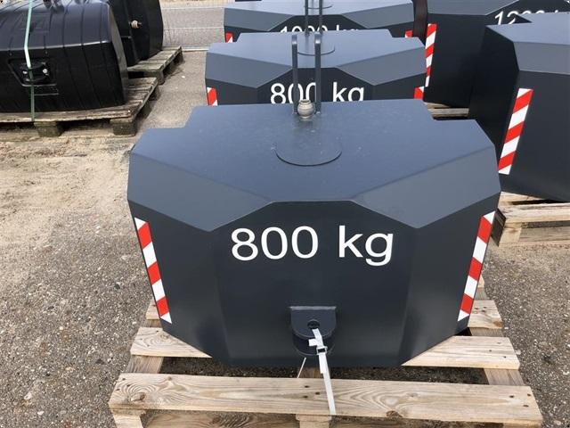 Fendt 800 kg vægtklods