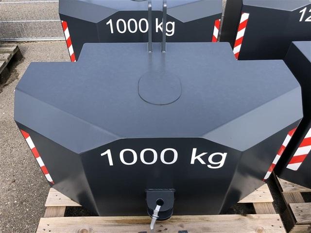 Fendt 1.000 kg vægtklods