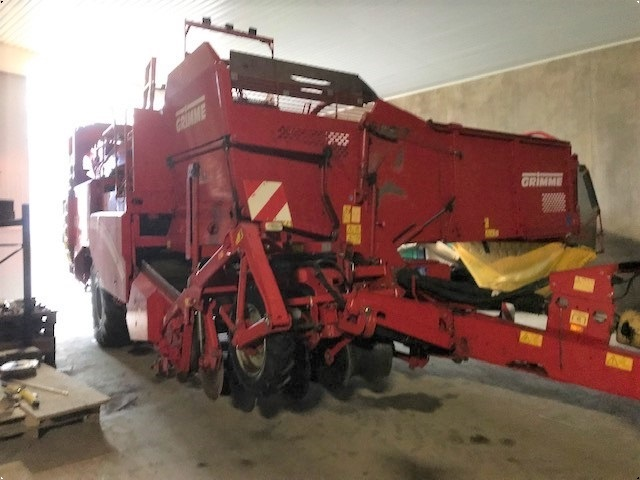 Grimme SV-260-MS