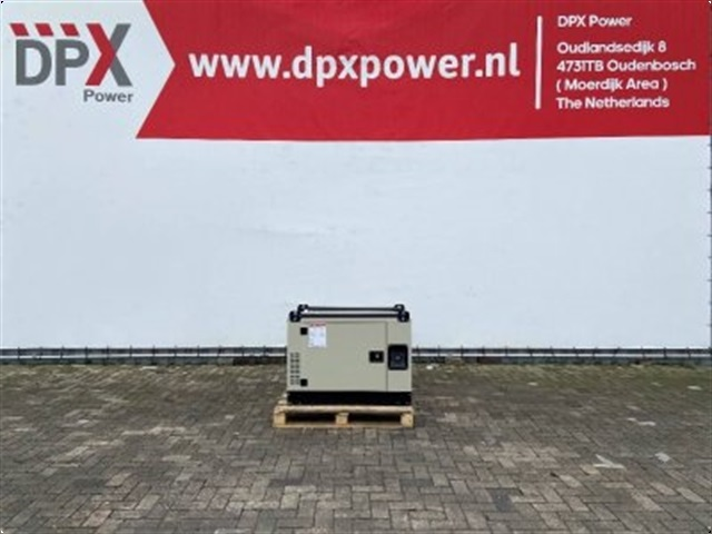 - - - Vanguard 3854 - 15 kVA - Stage V - Generator - DPX-17975