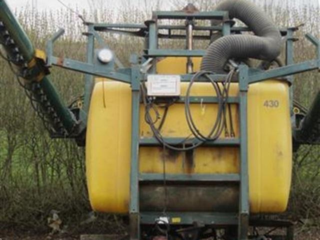 Danfoil 16 mtr 850 liter