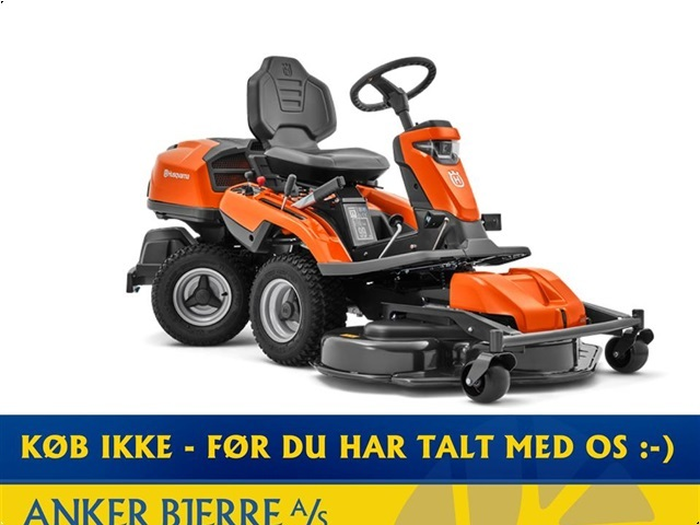 Husqvarna R 318X