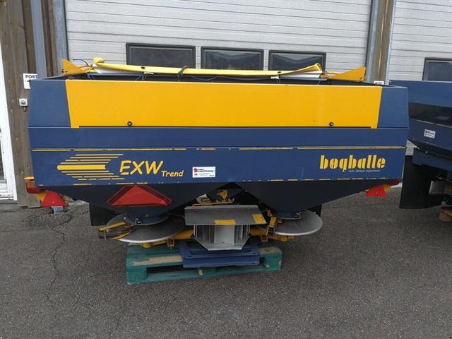 Bogballe EXW 2200l